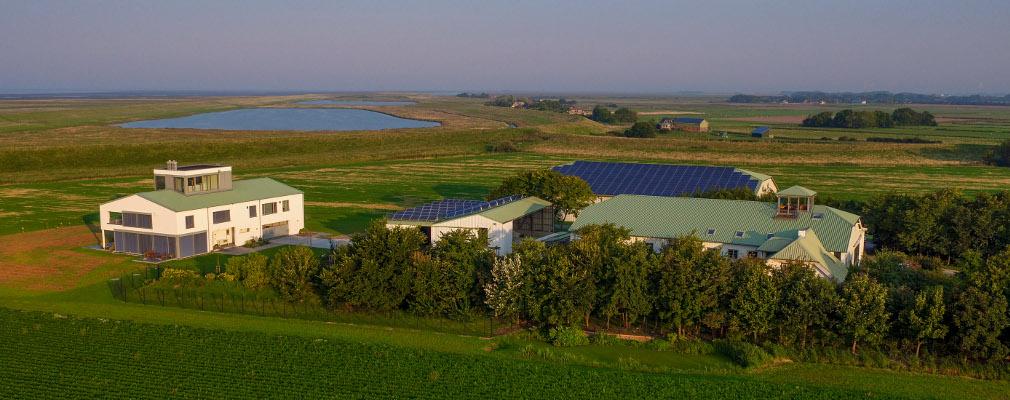 Biologische Landwirtschaft - Dirkshof, Natürlich Energie gewinnen